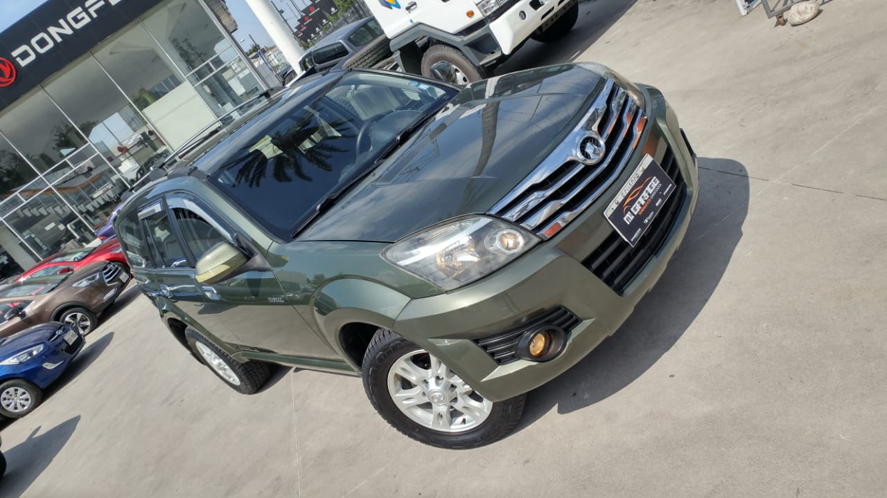 Great Wall Haval H3 2.0L 2012