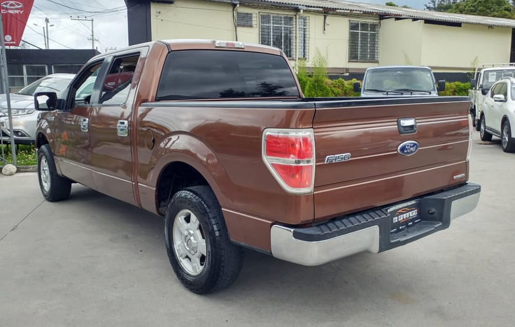 Ford F 150 2011